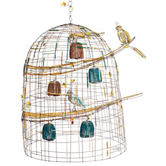 Cage ©Marie Christophe